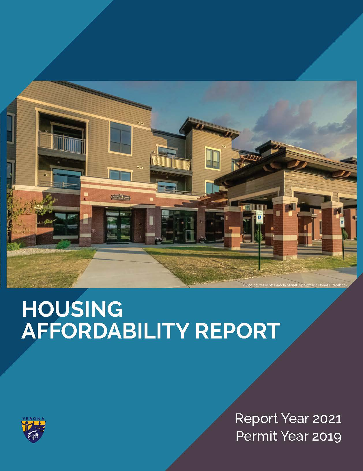 Housing Affordability Analysis - Report Year 2021 Permit Year 2019